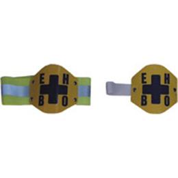 Armband, EHBO, reflecterend