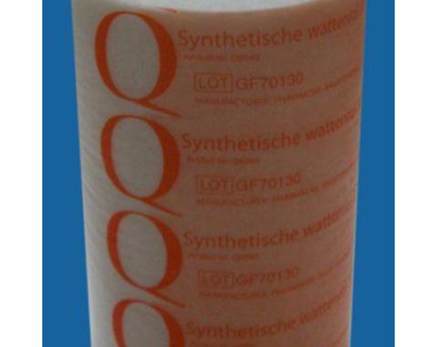 Synthetische watten 10 cm x 3 m