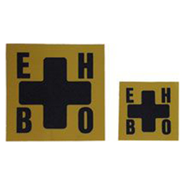 Stickers en pictogrammen